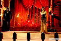 призрак оперы кадры