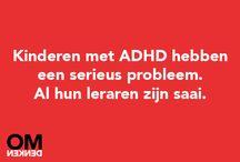 ADHD | Informatie en tips