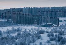 krajobraz miast portowych