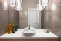 Bathroom. Yakusha Design. Victoriya Yakusha. Design / Some our interesting works