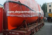 lifeboat / Marine Equipment Manufacturer In Deyuan Marine / by Zhuhai City Deyuan Import&Export Co., Ltd