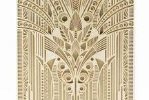 Textiles patterns