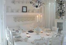 Diningroom, Shabby Chic