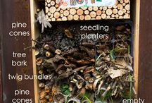Bug Hotel Ideas
