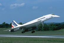 Concorde and other awesome aircrafts