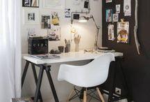 Workplace/ inspiration