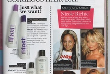 Nisim in the News / Nisim FAST hair growth formula has been prominently featured in many magazines and newspapers.