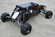 Dune Buggy & Off Road / by Mark Young