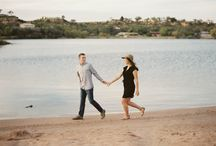 Engagement ideas / Outfit inspiration, pictures of locations you can choose from, ideas for props and more! / by Heather Sanderson