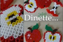 Hama Beads / by Kay Miller