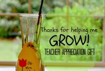 Teacher Appreciation :) / by Holli Thomas