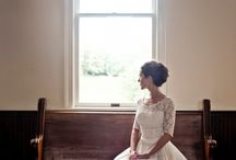 Wedding Series - Dress / Inspiration for that all important outfit!