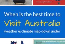 Best time to travel australia