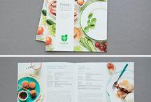 Brochure catering