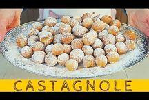 crostoli e castagnole