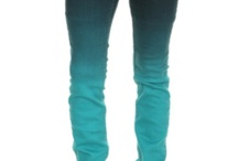 Goth skinny jeans / Goth skinny jeans (I love all gothic clothes and pants / jeans are just lovely!)