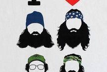 Duck dynasty / I luv beards