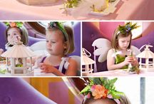 kinder party idees