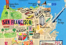 San Francisco & California