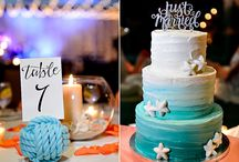 Wedding Cakes / Wedding Cakes photographed by Naomi Chokr.  www.naomichokr.com