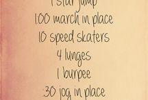 workouts!