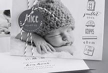 Geboortekaartjes