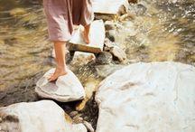 streams and bridges