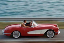 CLASSIC CARS AND ANOTHER CHIC TRANSPORTATION / by Erika Cristina