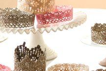 Great lace & crochet ideas!