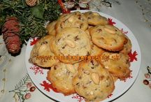 vianočné pečené ,nepečené / recepty