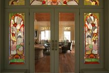 Раздвижные двери и а кухню