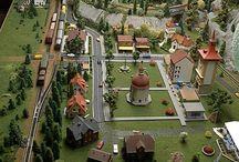 Z Scale Model Train Layouts