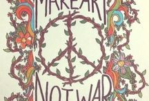 Make Art Not War  / by From War to Peace