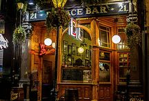 An awesome pub crawl!!! / The most distinguished pubs, bars and venues that would make the greatest pub crawl ever