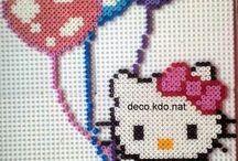 Hello Kitty minták