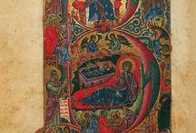 Miniature libri antichi