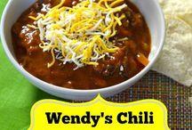 Soups and Chili / by Ashli Johnson