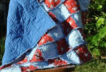 Rag Quilts / by Richard and Tanya Quilts