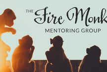THE FIRE MONKEYS MENTORING GROUP / The Fire Monkeys Mentoring Group is for awesome coaches who want to create a sustainable and successful coaching practice. The programme is rich, effective and designed to be implemented during our time together. You'll get all the support you can handle. No overwhelm. No procrastination. No hiding. Its going to be aces!  www.firemonkeysmentoring.com
