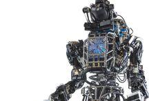 DARPA and other experimental prototypes / Experimental robotics