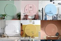 Color ispiration for the home. AROUNDACHAIR