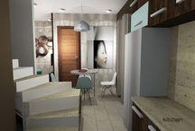 Small space interior