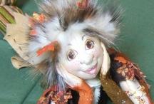 Doll 2 / by Laurie Britt