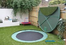 Garden play solutions / Designing your garden to be a kids playground with interesting planting