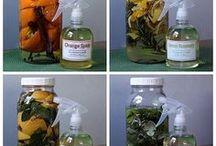 Giftfri rengjøring DIY