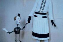 Broken doll style