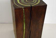 objekty z dreva