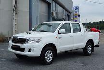 Toyota Hilux 2.5 D4D 12-2012, Doble Cab.GX 4×4...15990 euros