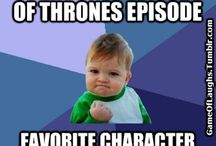 funny game of thrones / I love the TV series, I love the books, but making fun of Game of Thrones might be the best! :)))