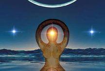 Spirit / Meditation. Chakras. Mindfulness. Inner peace. Reiki. Buddha. Energy healing.